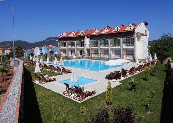 Club Orka Hotel Villas