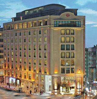 Ramada Plaza İstanbul City Center