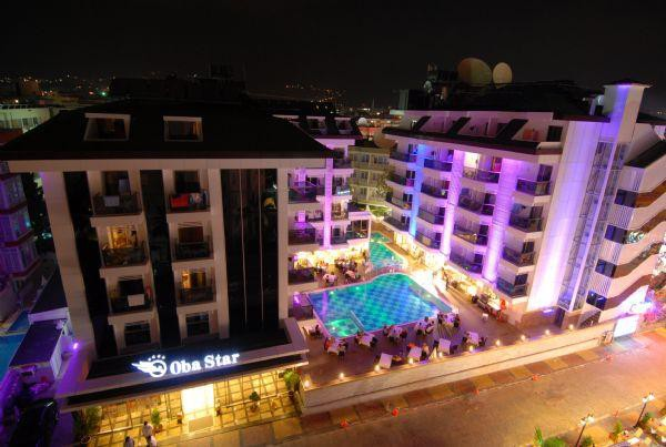 Oba Star Hotel Spa
