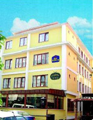 Best Western Taşhan Business & Airport Hotel