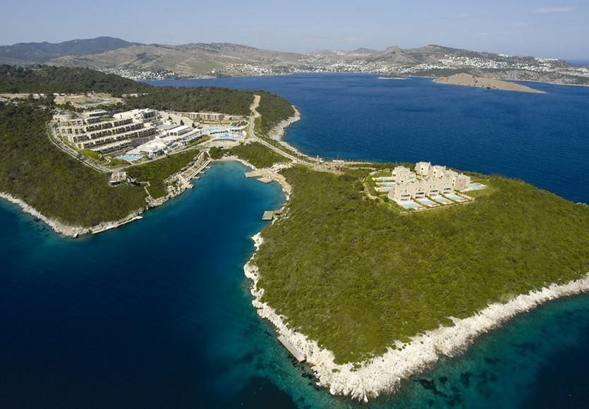 Hilton Bodrum Turkbuku Resort