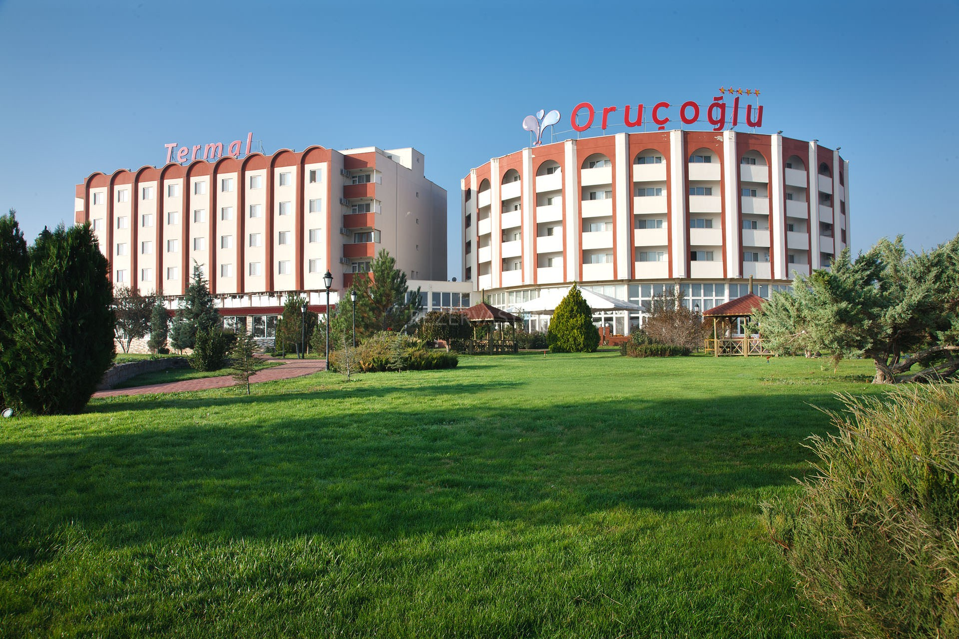 Oruçoğlu Thermal Resort