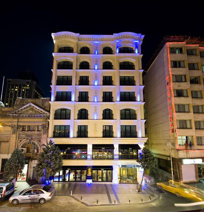 Innpera International Hotel