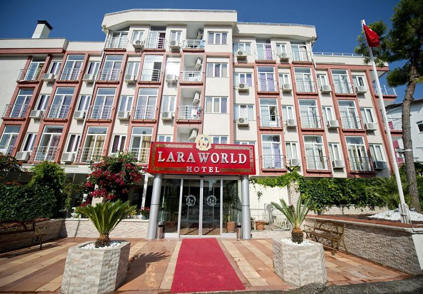 Lara World Hotel