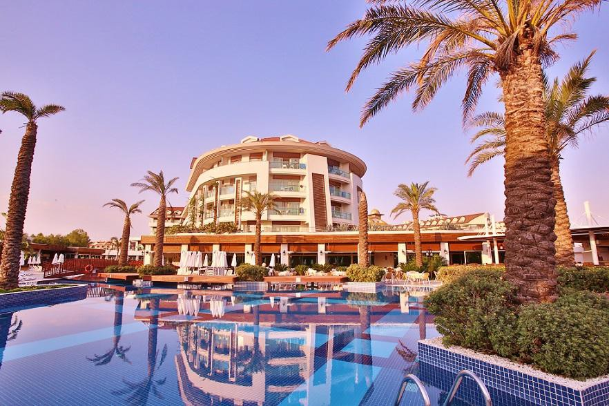 Sunis Evren Beach Resort Hotel Spa