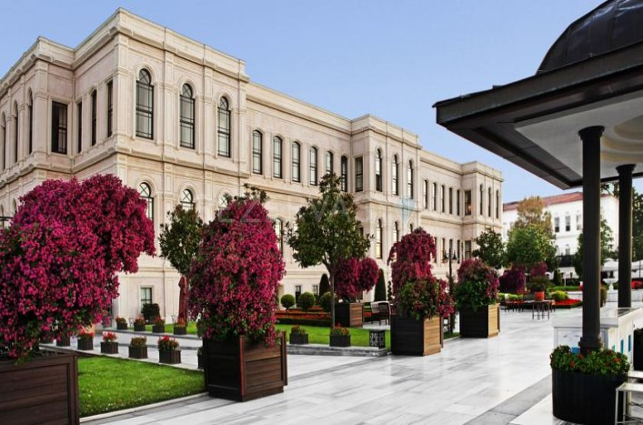 Four Seasons Hotel İstanbul at the Bosphorus