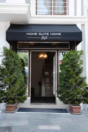 Home Stay Home Şişli - Boutique Class